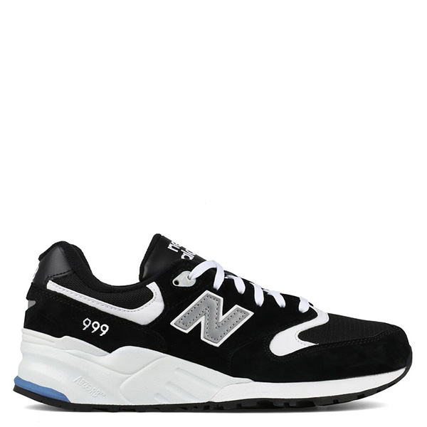 【EST S】New Balance ML999LUR 皮革 網布 反光 慢跑鞋 男鞋 黑 G1018