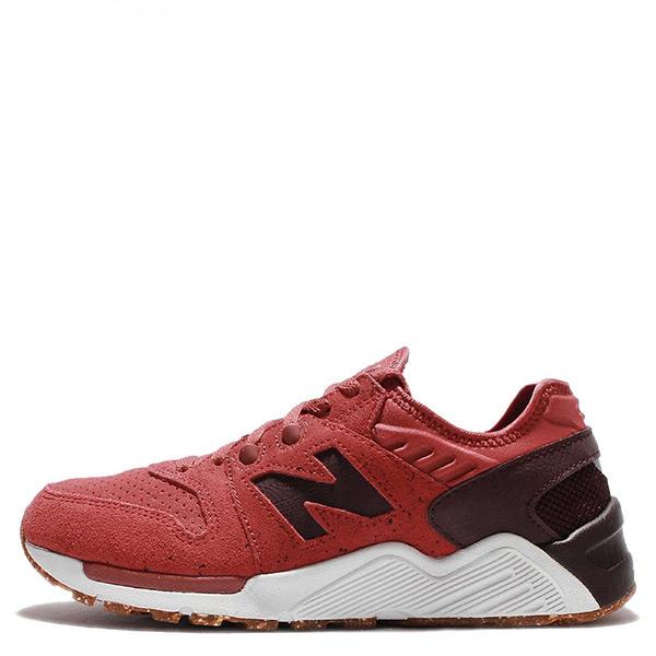 【EST S】New Balance 009系列 ML009PN D楦 復古慢跑鞋 酒紅 鞋底潑墨 男鞋 G1125