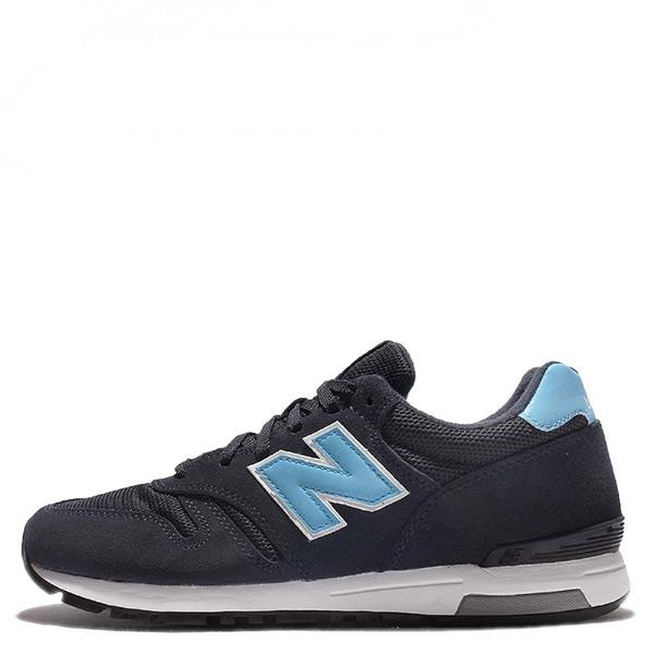 【EST S】New Balance 574系列 ML565WN D楦 復古慢跑鞋 黑藍 男鞋 G1125
