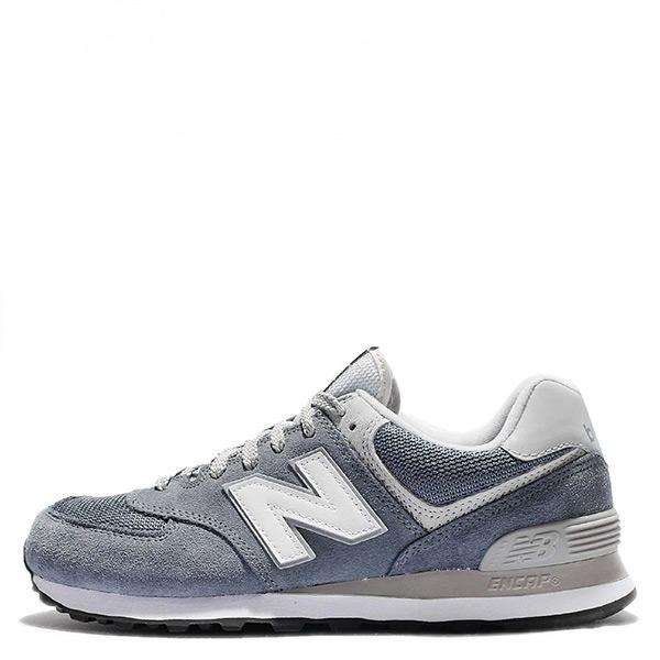【EST S】New Balance 574系列 ML574VIA D楦 復古慢跑鞋 灰 男鞋 G1125