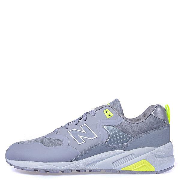 【EST S】New Balance 580系列 MRT580TG D楦 反光潑墨無車縫慢跑鞋 灰 男女鞋 G1125