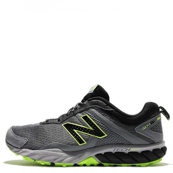【EST S】New Balance 610系列 MT610RG5 2E寬楦 Gore-Tex防水越野慢跑鞋 灰黑綠 男鞋 G1125