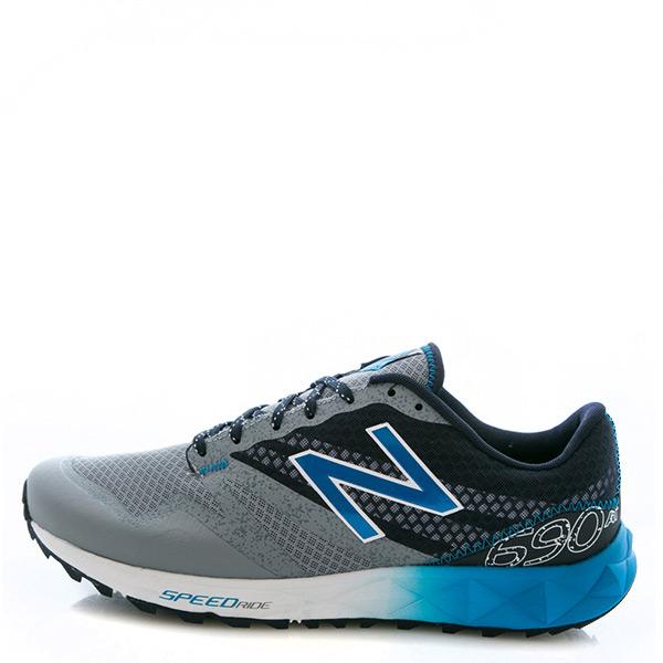 【EST S】New Balance 690系列 MT690RG1 4E寬楦 輕量越野跑鞋 灰藍 男鞋 G1125