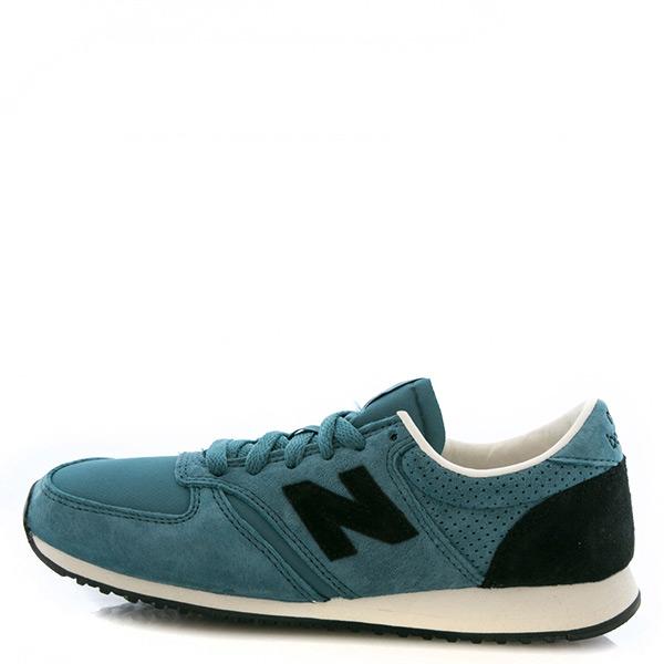 【EST S】New Balance 420系列 U420PK D楦 復古慢跑鞋 藍黑 男女鞋 G1125