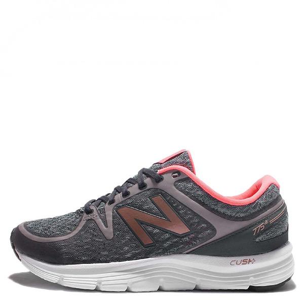 【EST S】New Balance 775系列 W775RG2 D楦 避震慢跑鞋 灰 橘紅 女鞋 G1125