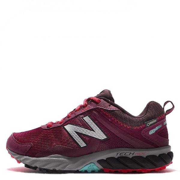 【EST S】New Balance 610系列 WT610GT5 Gore-Tex 防水越野慢跑鞋 桃紅 女鞋 G1125