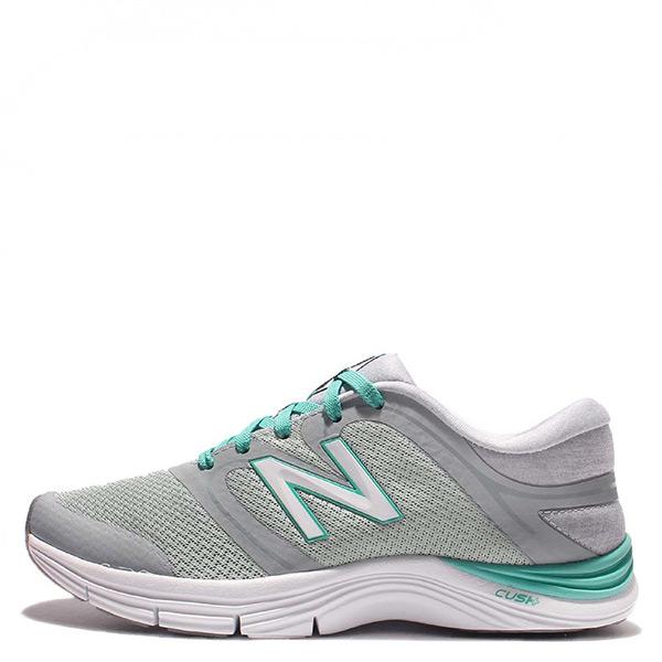 【EST S】New Balance Cush+ WX711AM2 D楦 透氣慢跑鞋 灰綠 女鞋 G1125