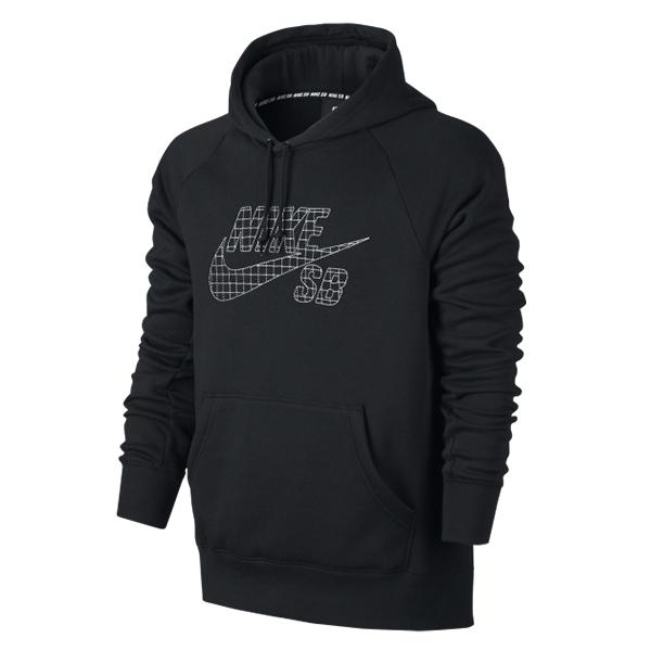 【EST S】Nike Sb Pullover 800951-010 連帽 帽tee 黑 G1117