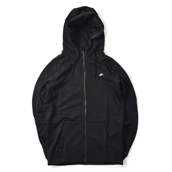 【EST S】Nike Nsw Modern Hoodie 805131-010 連帽 外套 黑 G1117