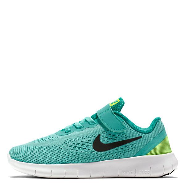 【EST S】Nike Free Rn Psv 833995-300 魔鬼氈運動鞋 青綠黑白 中童鞋 G1116