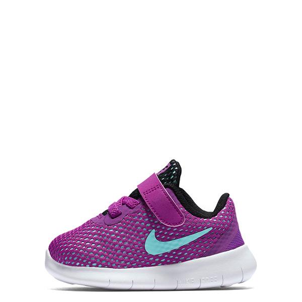 【EST S】Nike Free Rn 834042-500 運動鞋 紫藍白 小童鞋 G1116