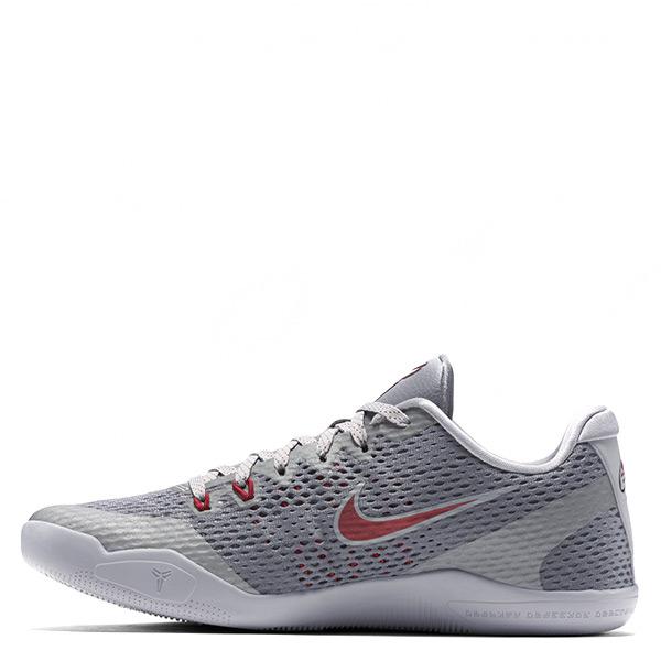 【EST S】Nike Kobe Xi Ep Lower Merion Ace 836184-006 籃球鞋 灰銀3M 反光 G1116