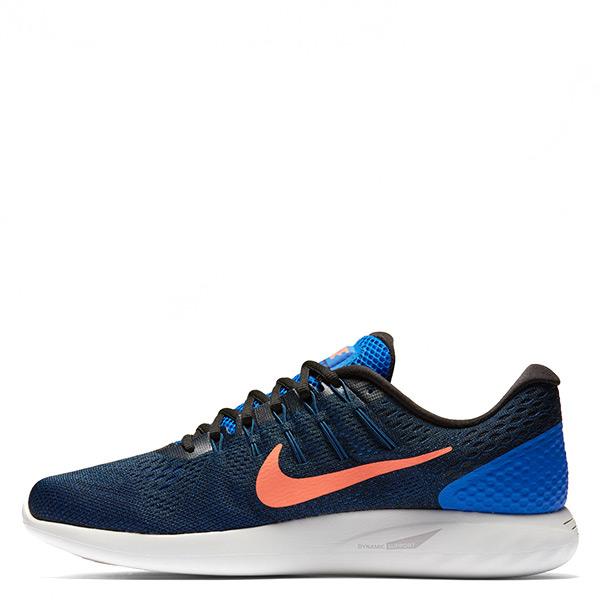 【EST S】Nike Lunarglide 8 843725-402 慢跑鞋 黑藍 男鞋 G1116