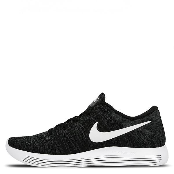 【EST S】Nike Lunarepic Low Flyknit 843764-002 編織慢跑鞋 黑白 男鞋 G1116
