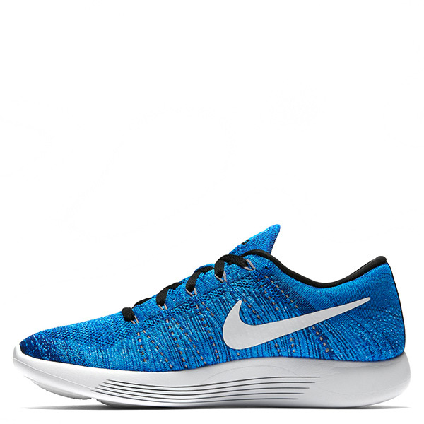 【EST S】Nike Lunarepic Low Flyknit 843764-401 編織慢跑鞋 藍白 男鞋 G1116