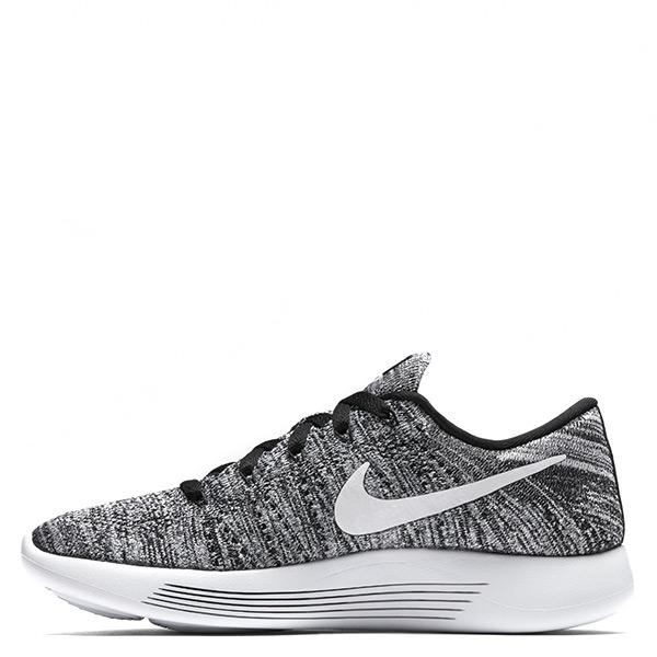 【EST S】Nike Lunarepic Low Flyknit 843765-001 編織慢跑鞋 黑白 女鞋 G1116