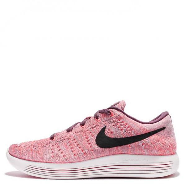 【EST S】Nike Lunarepic Low Flyknit 843765-502 編織慢跑鞋 橘紅白 女鞋 G1116