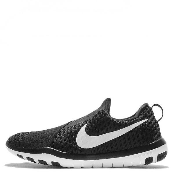 【EST S】Nike Free Connect 843966-001 繃帶鞋 襪套 黑白 女鞋 G1116