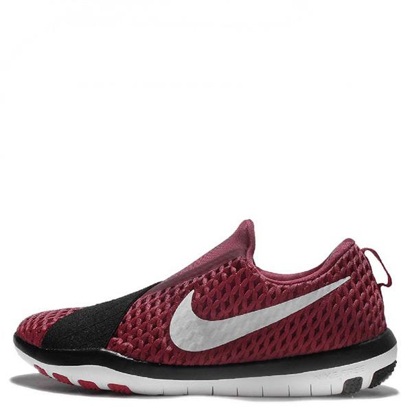 【EST S】Nike Free Connect 843966-600 繃帶鞋 襪套 酒紅白 女鞋 G1116