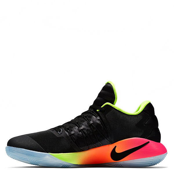 【EST S】Nike Hyperdunk 2016 Low Ep 844364-017 籃球鞋 彩虹 里約 男鞋 G1116