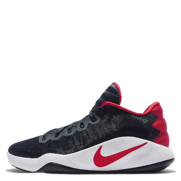 【EST S】Nike Hyperdunk 2016 Low 844364-446 避籃球鞋 黑紅白 男鞋 G1116
