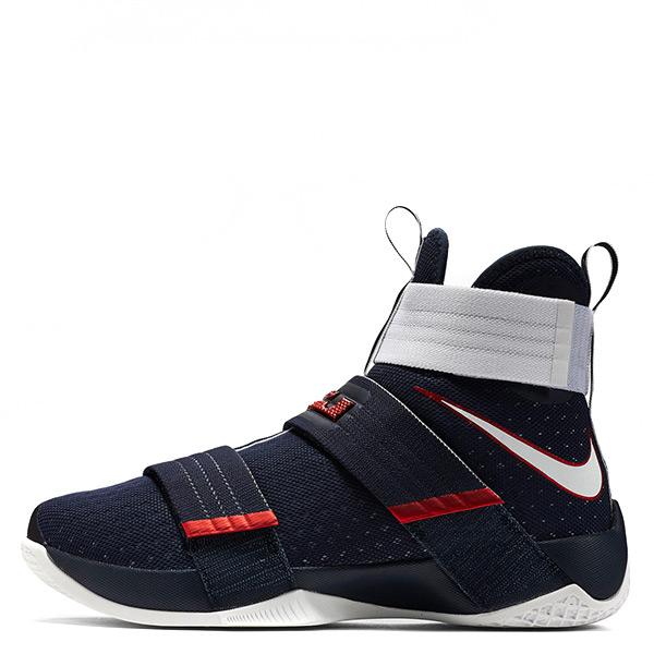【EST S】NIKE LEBRON SOLDIER 10 SFG EP 844379-416 籃球鞋 美國隊 男鞋 G1116