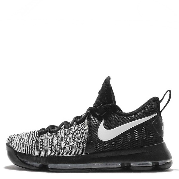 【EST S】Nike Zoom Kd 9 Ep Oreo Kd9 844382-010 籃球鞋 黑灰白 男鞋 G1116