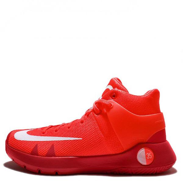 【EST S】Nike Kd Trey 5 Iv Ep 844573-616 籃球鞋 全紅 男鞋 G1116