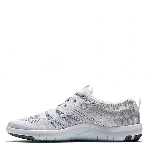 【EST S】Nike Free Tr Focus Flyknit 844817-101 訓練鞋 白灰 女鞋 G1116