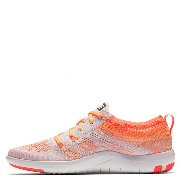 【EST S】Nike Free Tr Focus Flyknit 844817-101 訓練鞋 白橘 女鞋 G1116