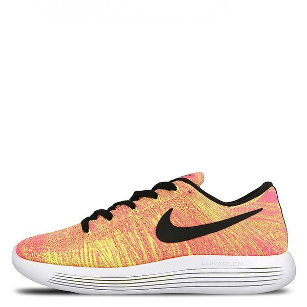 【EST S】Nike Lunarepic Flyknit 844863-999 慢跑鞋 橘彩虹 女鞋 G1116