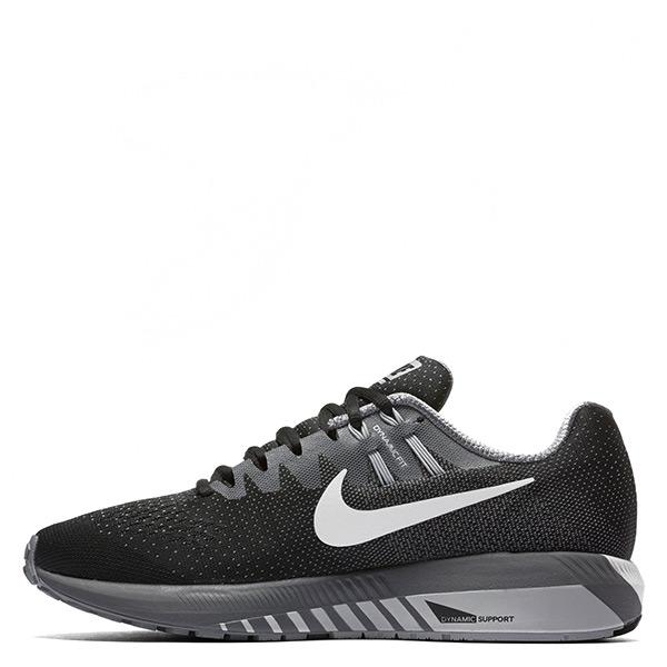 【EST S】Nike Air Zoom Structure 20 849576-003 慢跑鞋 黑白灰 男鞋 G1116