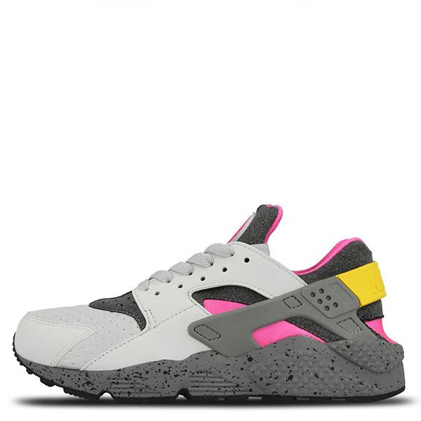 【EST S】Nike Air Huarache Run Se 852628-002 武士鞋 白灰粉 男鞋 G1116