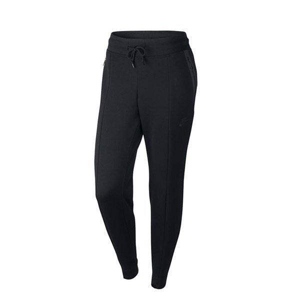 【EST S】Nike Nsw Tech Fleece Pant 803576-010 長褲 女款 黑 H0112