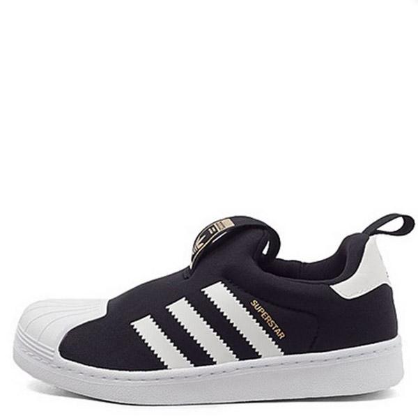 【EST S】Adidas Superstar 360 C S32130 貝殼頭休閒鞋 黑白 G1026