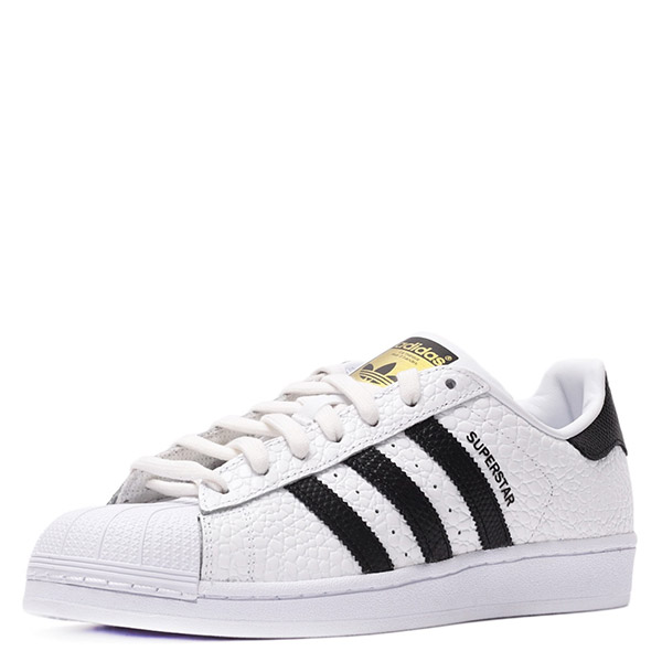 【EST S】Adidas Originals Superstar Animal S75157 皮革 金標白黑 G1026