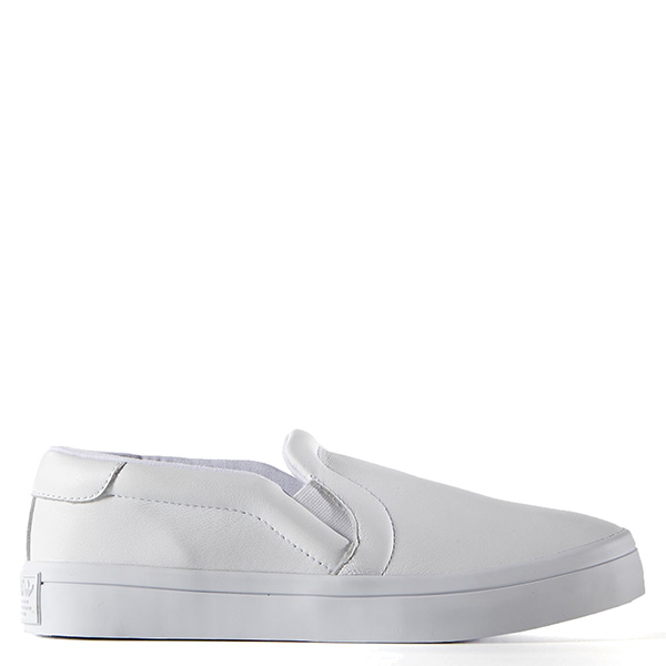 【EST S】Adidas Courtvantage Slip On S75166 皮革 懶人鞋 女鞋 白 G0818