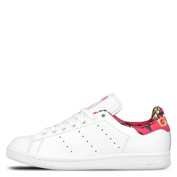 【EST S】Adidas Originals Stan Smith S75564 史密斯 花卉 夏威夷 白粉 G1026