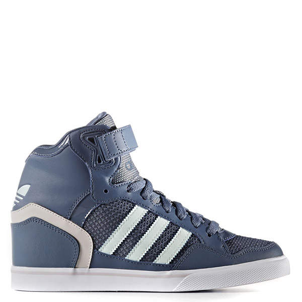 【EST S】Adidas Originals Extaball Up S75788 高筒 內增高 丈青藍 G1026