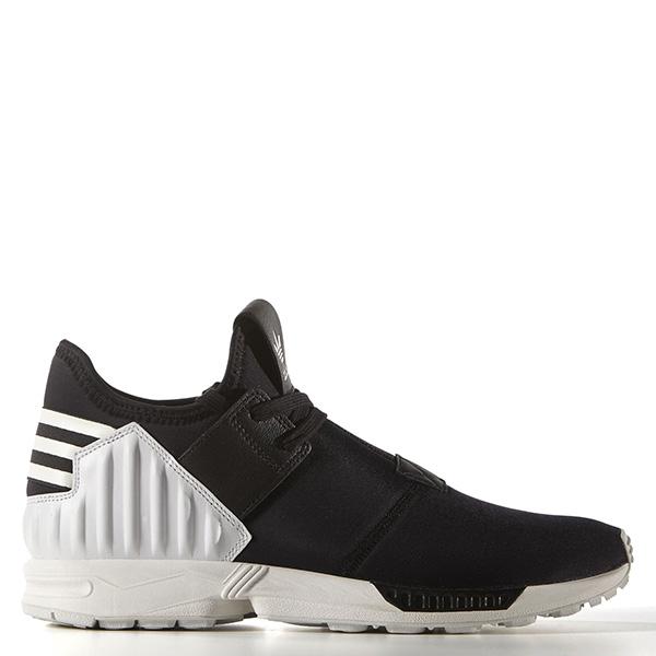 【EST S】Adidas Originals Zx Flux Plus S75932 網布 襪套 武士鞋 男女鞋 黑 G1018