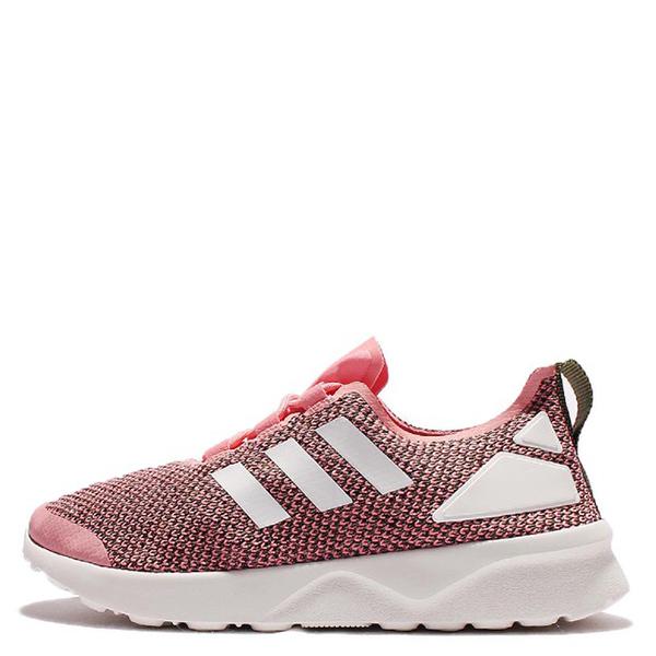 【EST S】Adidas Zx Flux Adv Verve S75981 輕量慢跑鞋 粉紅 G1028