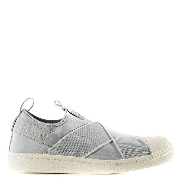 【EST S】Adidas Superstar Slip On S76409 繃帶鞋 懶人鞋 牛仔灰 G1028