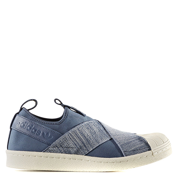 【EST S】Adidas Superstar Slip On S76410 繃帶鞋 懶人鞋 藍 G1028