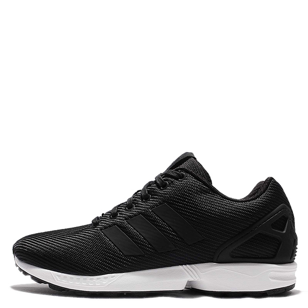 【EST S】Adidas Originals Zx Flux S76530 慢跑鞋 黑白 G1028