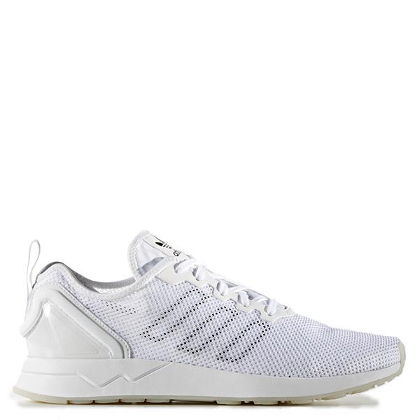 【EST S】Adidas Originals Zx Flux Adv Sl S76556 網布 無縫線 慢跑鞋 男女鞋 白 G1018