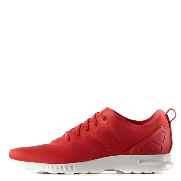 【EST S】Adidas Originals Zx Flux Adv Smooth S78963 慢跑鞋 紅 G1028