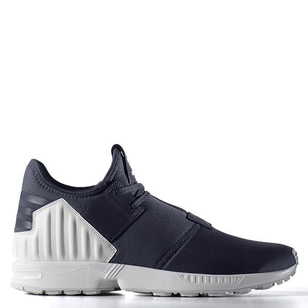 【EST S】Adidas Zx Flux Plus S79061 襪套 忍者鞋 慢跑鞋 男鞋 藍 G1018