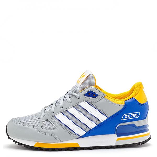 【EST S】Adidas Zx 750 S79192 麂皮慢跑鞋 運動鞋 灰黃 G1028