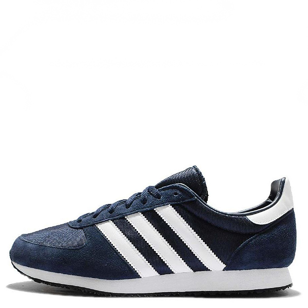 【EST S】Adidas Zx Racer S79201 復古麂皮慢跑鞋 深藍白 G1028