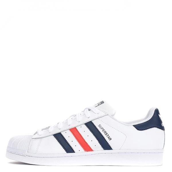 【EST S】Adidas Original Superstar S79208 貝殼頭 白藍紅 G1028